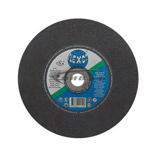Карбофлексов диск за рязане на метал SwatyComet Flexco 300х3х32
