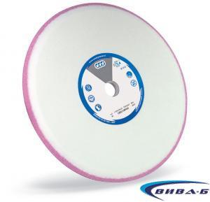 Двуслоен абразивен диск за заточване на банцингови ленти и триони 250х13х32