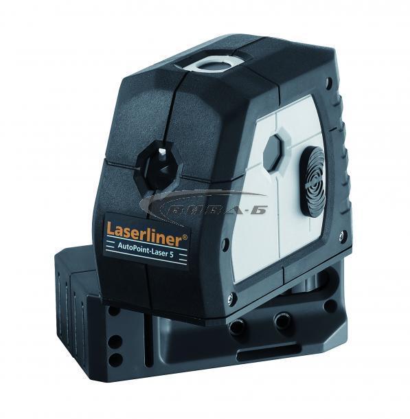 5-Точков лазерен нивелир Laserliner AutoPoint-Laser 5
