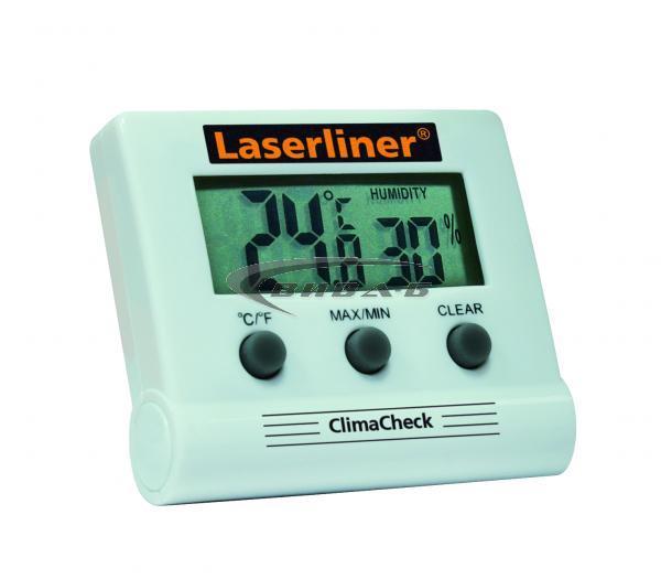 Електронен термометър / влагомер Laserliner ClimaCheck