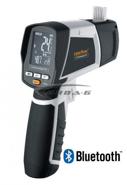 Безконтактен термометър/влагомер Laserliner CondenseSpot XP