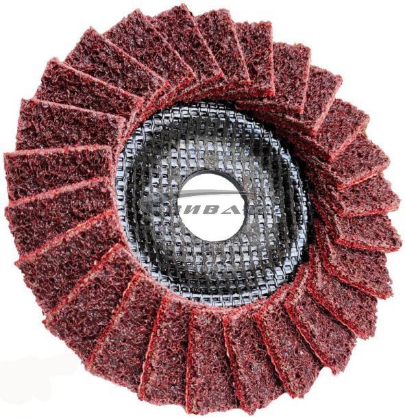 Ламелен диск за полиране PolirCO 125 M Р150-220