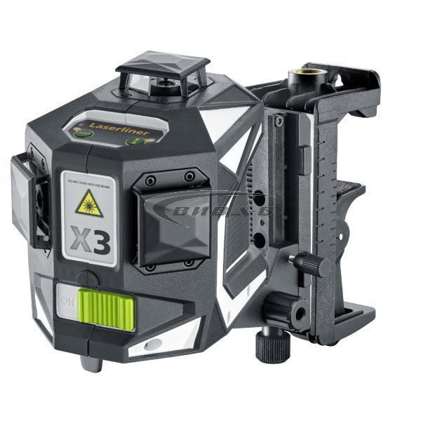 Х3 Laser Pro - новото бижу в семейството на Laserliner