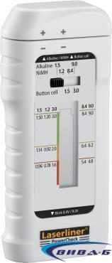 Тестер за проверка на батерии PowerCheck