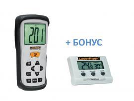 Термометър ThermoMaster + БОНУС ClimaCheck
