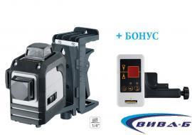 Линеен лазер CompactPlane-Laser 3D + БОНУС приемник RangeXtender 40