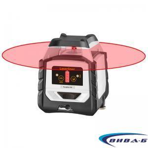 Червен линеен лазер DuraPlane 360 set 175 см 1