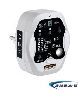 Тестер за електрически инсталации LiveTester Plus 1