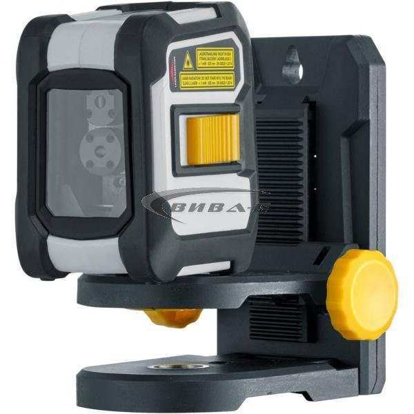 Линеен лазерен нивелир CompactCross-Laser Plus