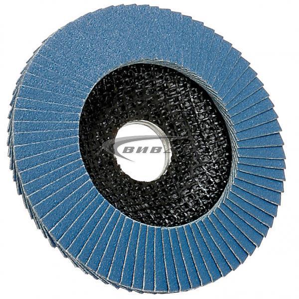 Ламелен диск за шлайфане от шкурка SwatyComet Standart 125 Z120