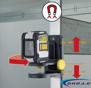 Линеен лазерен нивелир CompactCross-Laser Plus 1