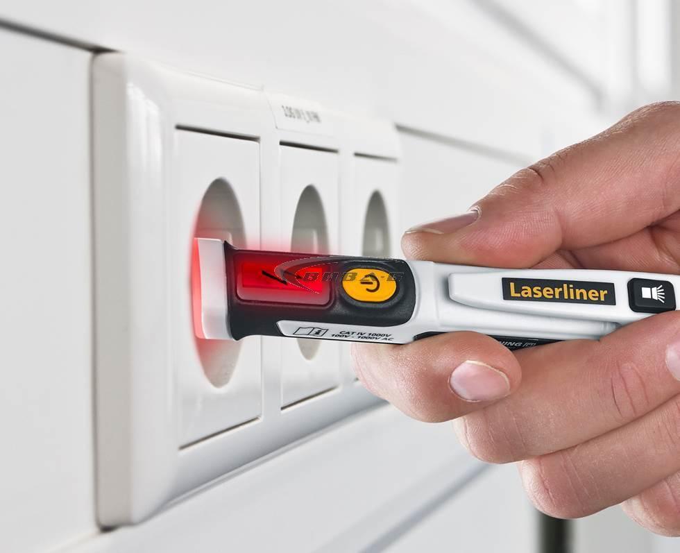 Електронен безконтактен фазомер Laserliner ActiveFinder Pro 1