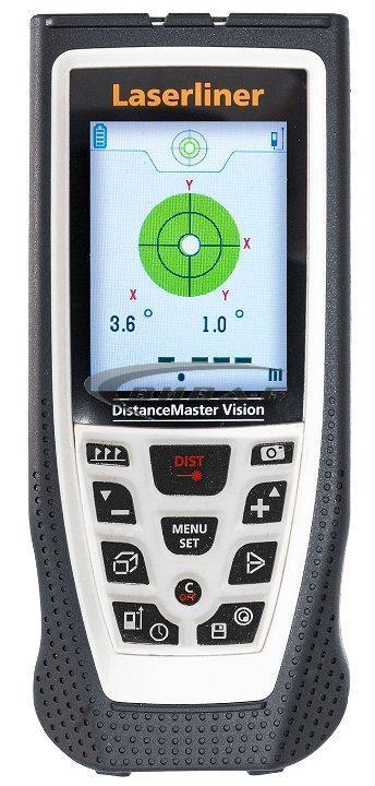 Лазерна ролетка Laserliner DistanceMaster Vision 2