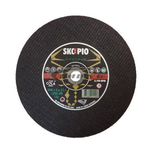Карбофлексов диск за рязане на неметал SwatyComet Skorpio 300х3х25.4