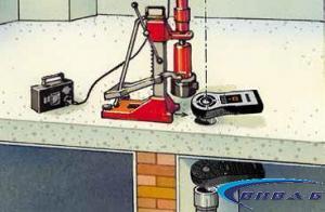 Електронен детектор за центриране на отвори CenterScanner Plus + БОНУС ActiveFinder Pro 5
