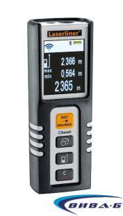 Лазерен далекомер-ролетка Laserliner DistanceMaster Compact 3