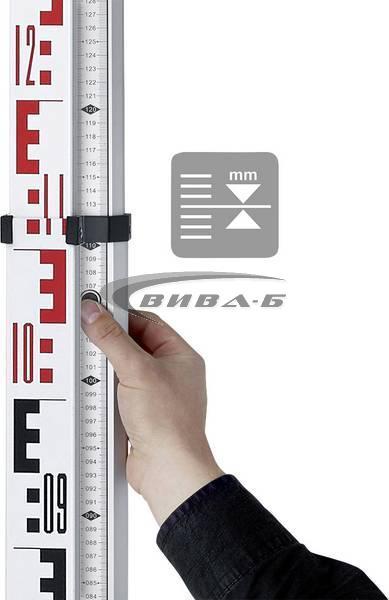 Червен линеен лазер DuraPlane 360 set 175 см 8