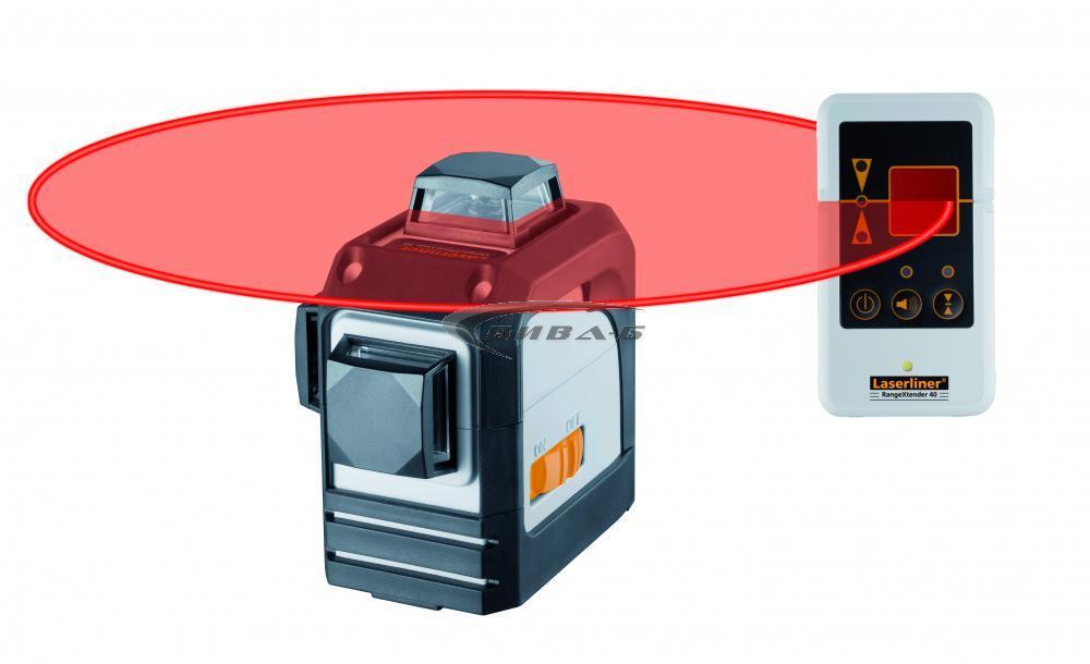 Линеен лазер CompactPlane-Laser 3D Set 300 cm 2