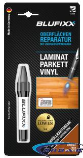 UV ремонтен гел BLUFIXX за ламинат, паркет, винил, череша, 5гр, резервен пълнител