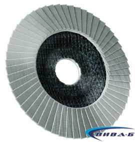 Ламелен диск за полиране Trizact 125 P200