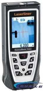 Лазерна ролетка Laserliner DistanceMaster Vision