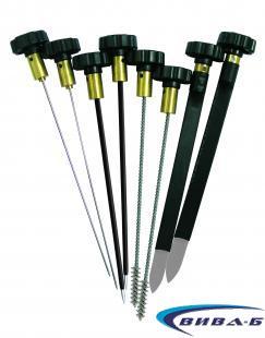 Комплект електроди Laserliner DampExtension