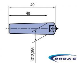 Диамантен изравнител Morse MK1 K101 2.00kt