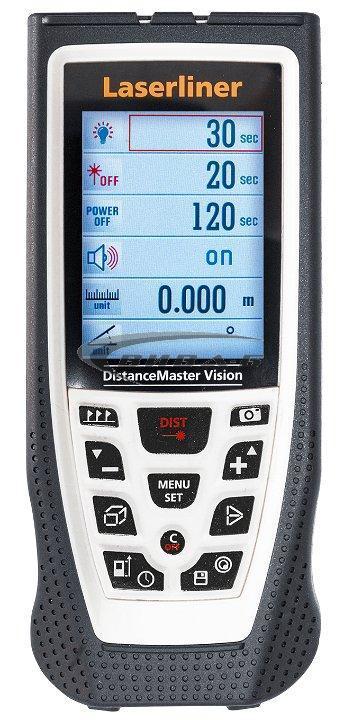Лазерна ролетка Laserliner DistanceMaster Vision 3