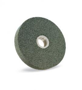 Керамичен абразивен диск прав профил ЗЕЛЕН 150х20 с преходни втулки