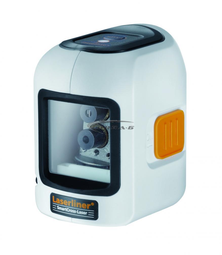Линеен лазерен нивелир SmartCross-Laser set 1