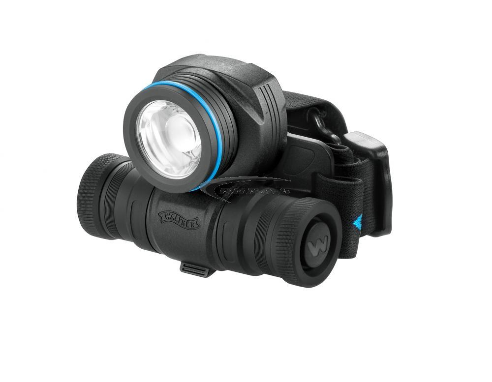 Зелен линеен лазер PrecisionPlane-Laser 3G Pro set + БОНУС Walther Pro HL17 2