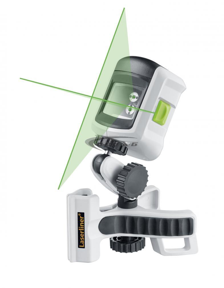 Зелен линеен лазерен нивелир SmartVision-Laser set 1