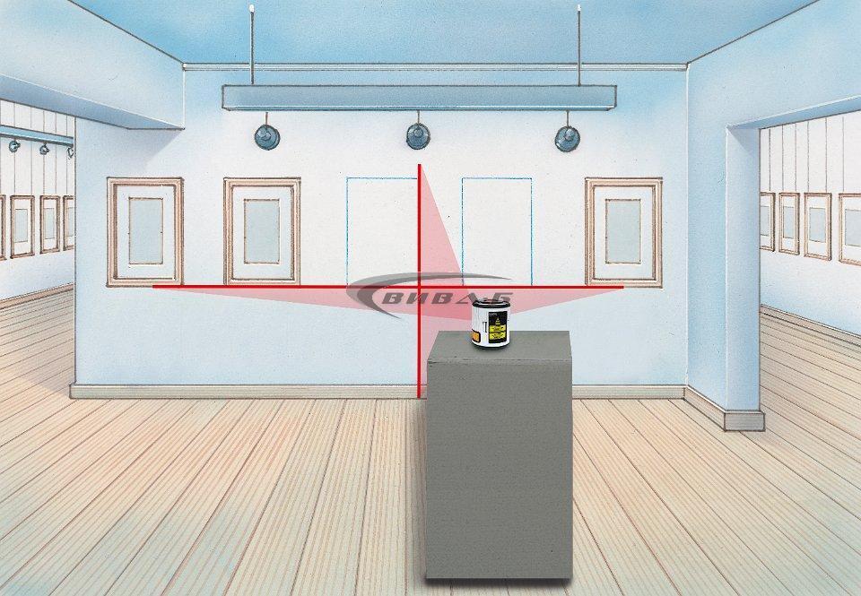 Линеен лазерен нивелир EasyCross-Laser 1
