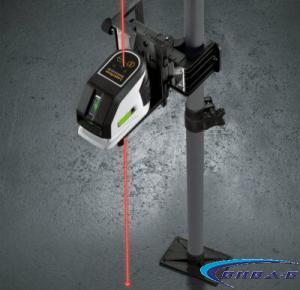 Зелен линеен лазер MasterCross-Laser 2GP в комплект с бързозарядно устройство 1