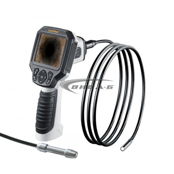 "Видеоконтролер Laserliner VideoScope Plus Set 9mm, 2m, 3.5"" + БОНУС водач"