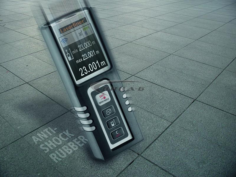 Лазерна ролетка Laserliner DistanceMaster Compact Pro 6