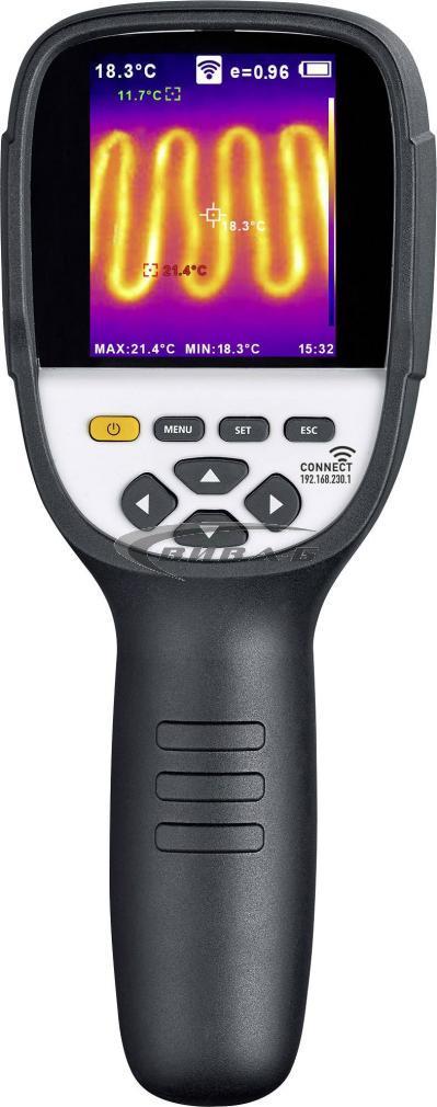 Термокамера ThermoCamera Connect+Челник Walther PRO HL17 3