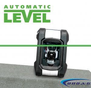 Зелен линеен лазерен нивелир CompactCross-Laser Pro Set 13