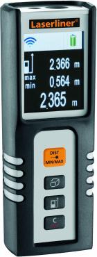 Лазерен далекомер-ролетка Laserliner DistanceMaster Compact