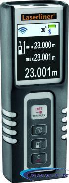Лазерен далекомер-ролетка Laserliner DistanceMaster Compact Pro
