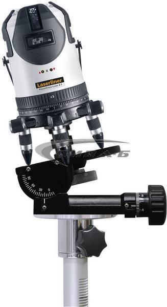 Линеен лазер PowerCross-Laser 8 S + ПОДАРЪК Влагомер DampCheck 4
