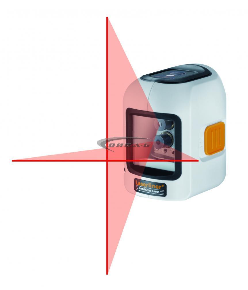 Линеен лазерен нивелир SmartCross-Laser set 3