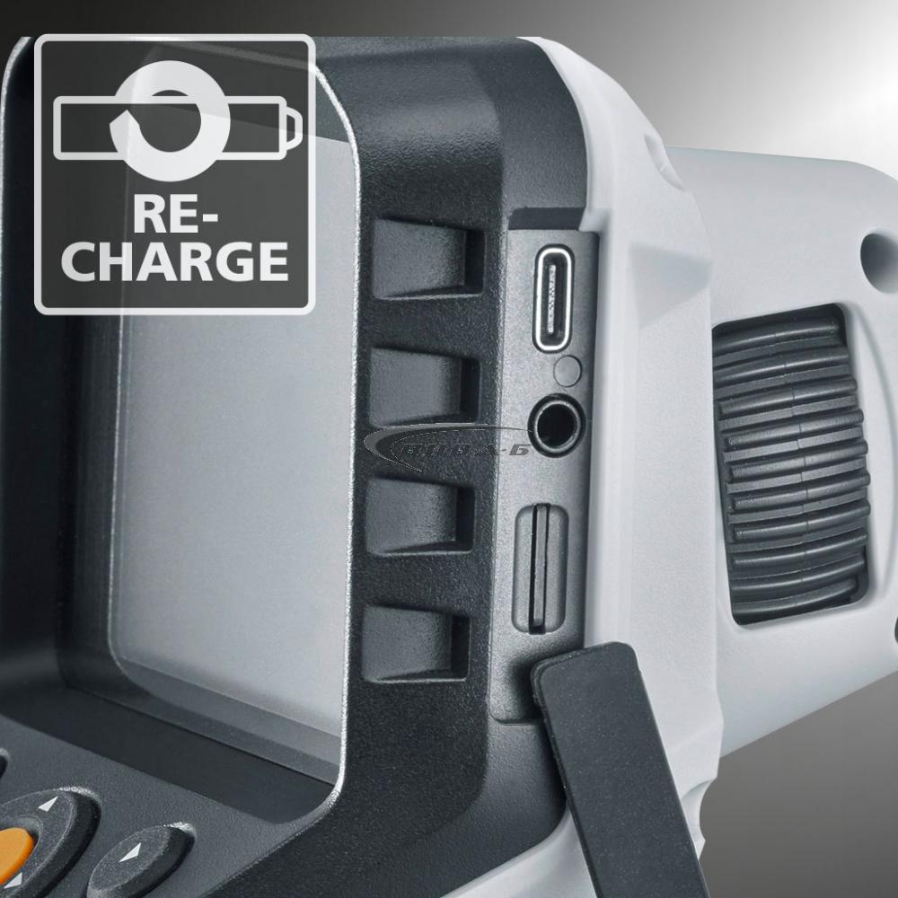 "Видеоконтролер Laserliner VideoFlex G4 Vario 17мм, 1.5м, 3.5"" 2"
