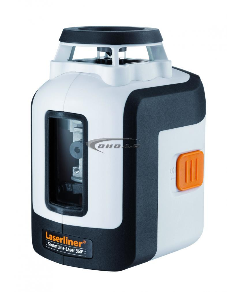 Линеен лазерен нивелир SmartLine-Laser 360° set 1
