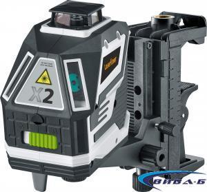 Зелен линеен лазер X2-Laser 2