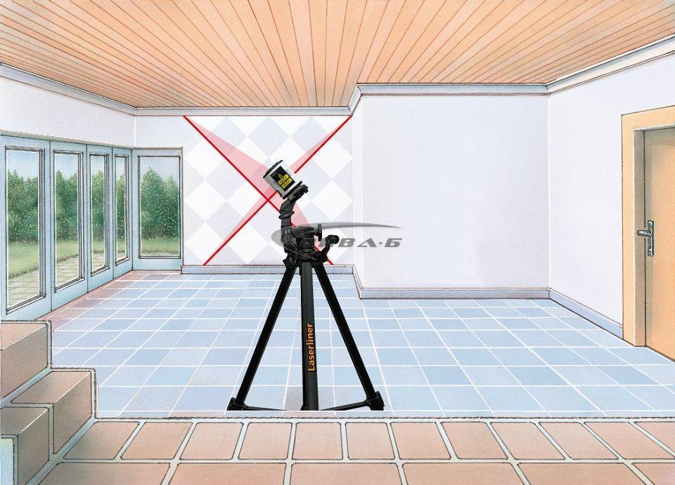 Линеен лазерен нивелир EasyCross-Laser 2