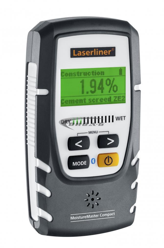 Влагомер MoistureMaster Compact Plus + БОНУС часовник 2