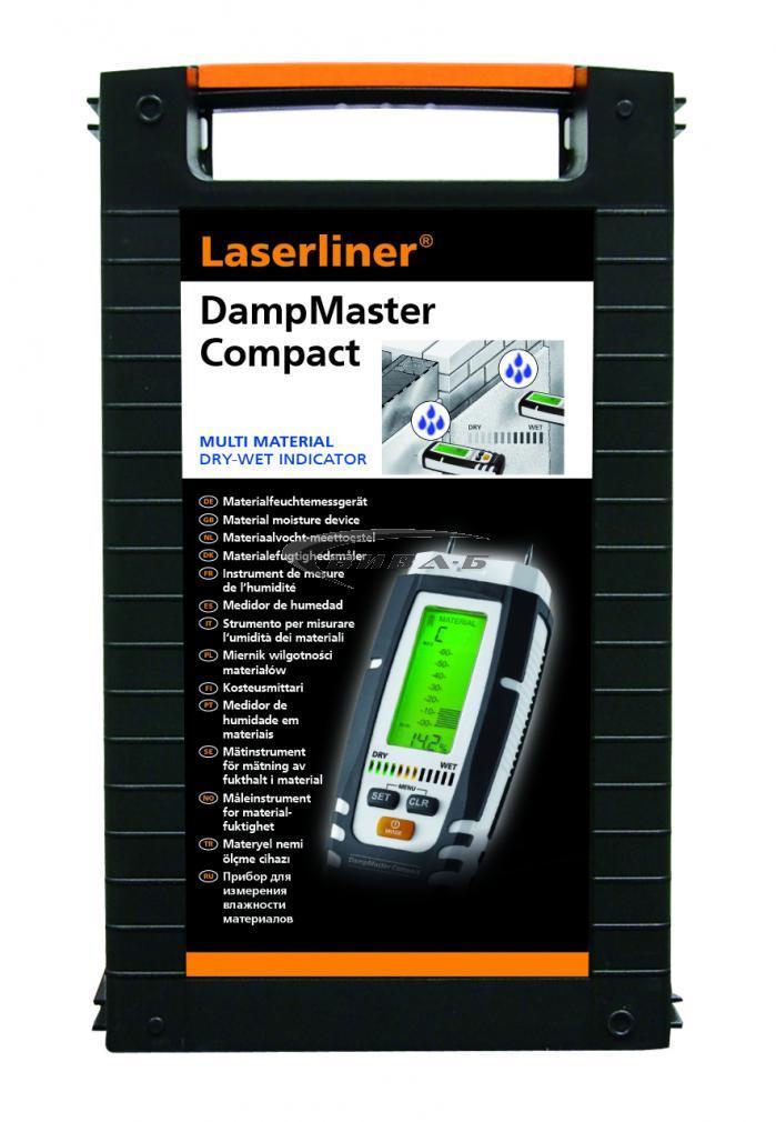 Влагомер DampMaster Compact + БОНУС ClimaCheck 7