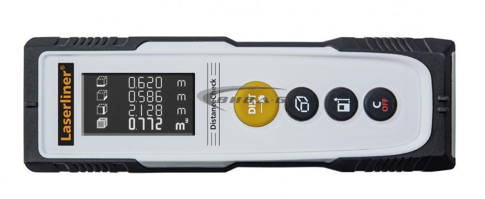 Лазерен далекомер-ролетка Laserliner DistanceCheck 4