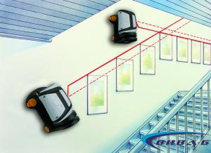 Линеен лазерен нивелир SuperCross-Laser 3 5